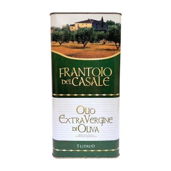 ekstra deviško oljčno olje Raw Pasta